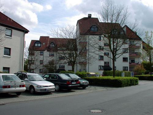 2、ドイツでのアパート