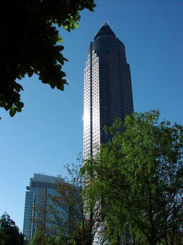 5、フランクフルトの高層ビル